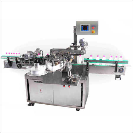 Self Adhesive Vertical Bottle Labeling Machine