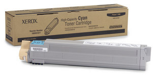 Xerox 7400 Cyan Toner Cartridges 106R01077