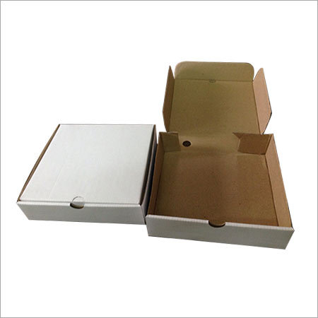Corrugated Fast Food Packaging Box