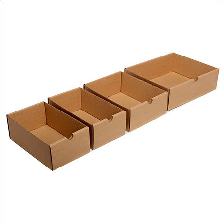 Corrugated Fruits Packing Boxes