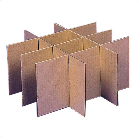 Carton Boxes Partitions