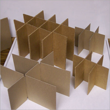 Corrugated Box Partitions