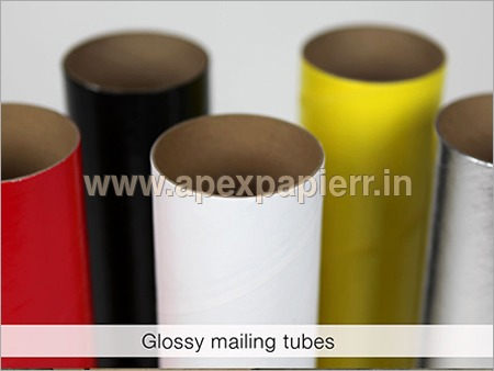 Glossy Mailing Tubes