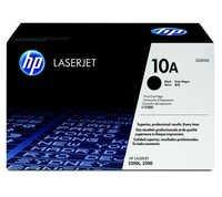 HP Q2610A 10A Black Laser Toner Printer Cartridge