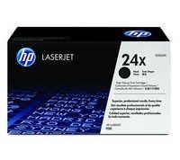 HP Q2624A 24A Black Laser Toner Printer Cartridge