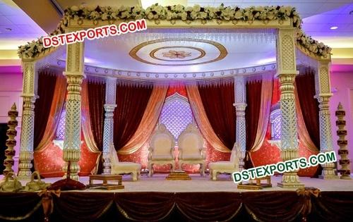 Indian Wedding Mandaps/New Design Wedding Mandap