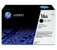 HP Q7516A 16A Black Laser Toner Printer Cartridge