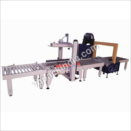 VG Lined Carton Packing Machine
