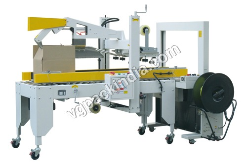 VG Online Carton Sealer Machine
