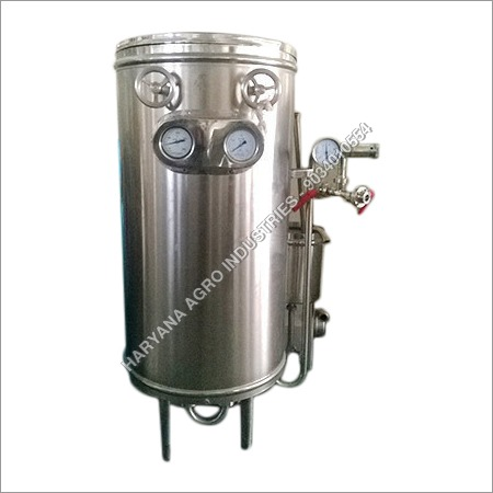 UHT MIlk Sterilizer Machine