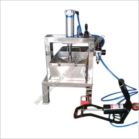 Paneer Press With Foot Pump