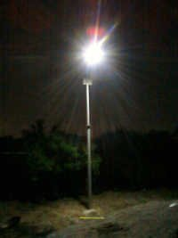 Solar Lamp Post 9Watt