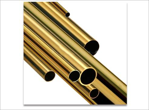Brass Pipes & Tubes