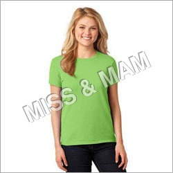 Ladies Cotton T Shirts