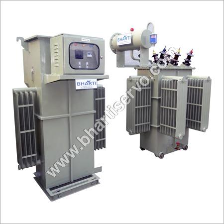 HT Servo Voltage Stabilzer Transformer
