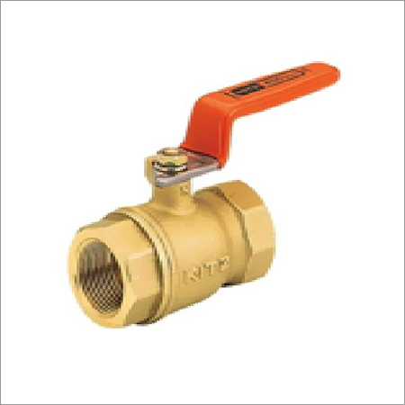 Kitz Forged Brass Ball Valve