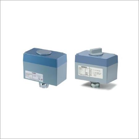 Siemens Electrical Actuator For Three Way Globe Valve