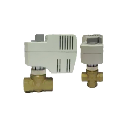 Siemens Two Way & Three Way Fcu Valve With On Off Type Actuator