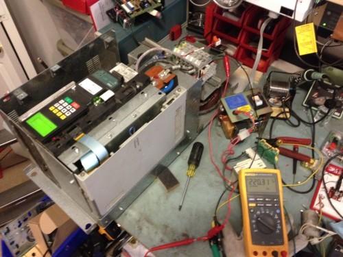 DELTA AC Drive(VFD) Repairing Service