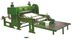 Rotary Paper Sheet Cutting Machine