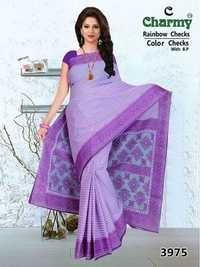South Queen Catalog Cotton Saree