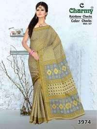 Pure Cotton Formal Saree