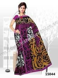 Printed Cotton Saree Manufacturers