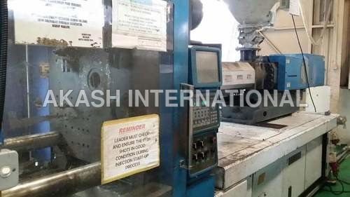 Used  Injection moulding JSW 350 TON Machine