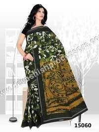 Beautiful Cotton Printed Saree