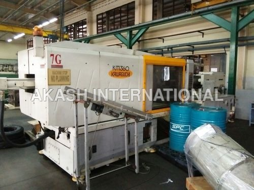 Used  Injection Moulding Kawaguchi 360TON Machine