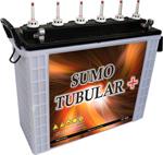 Sumo Tubular + Battery