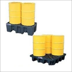 Oil Spill Pallets