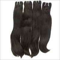 Double Drawn Remy Indian Unprocessed Straight Hair