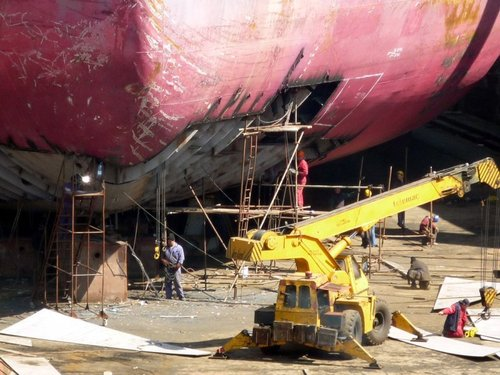 Ship Repair and Construction Services