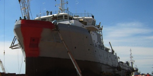 Ship Corrosion Treatment Services