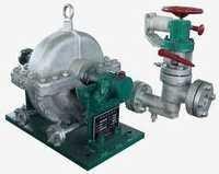 Steam Pressure Turbine