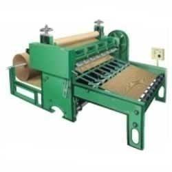 High Speed Rotary Corrugated Sheet Cutting Machine