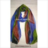 Woven Wool Scarves