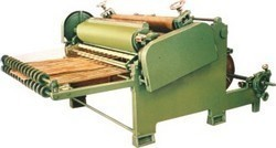 Semi Automatic Roll To Sheet Cutting Machine