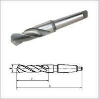 Morse Taper Shank Twist Drill