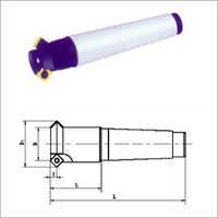 Indexable Chamfering Cutter with Morse Taper Shank
