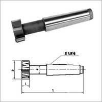 Sintered Carbide T-slot Milling Cutters
