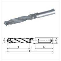 Sintered Carbide Heavy-duty Twist Drills