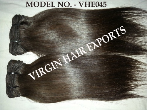 Silky Straight Brazilian Human Hair Extension