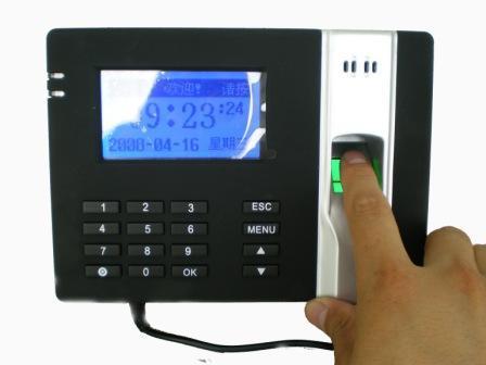 Fingerprint Based Attendance Machine
