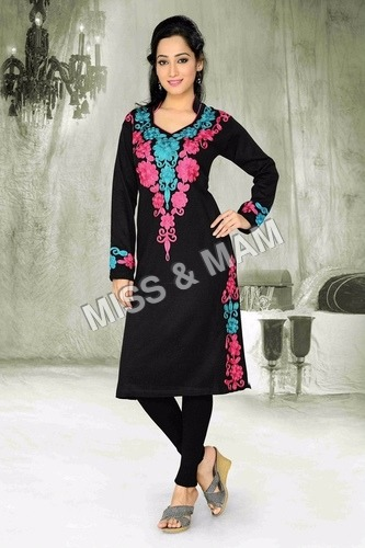 High Quality ladies woolen kurti