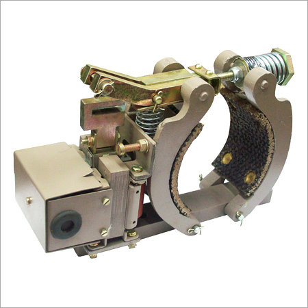 AC Solenoid Operated Brakes