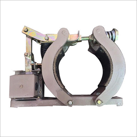 AC Solenoid Brake Shoe Type