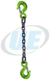 Single Leg Chain Sling Eye Hook At Both End