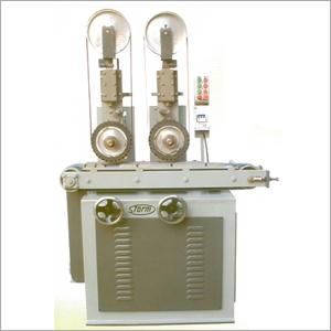 Double Head Flat Component (Hinges) Polishing Machine